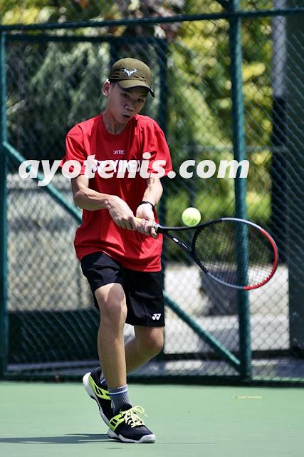 Infinite Bakal Gelar Junior Tennis Invitation Tournament