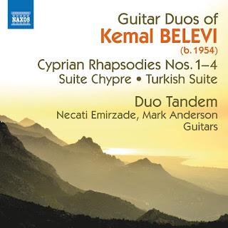 Kemal Belevi Guitar duos; Duo Tandem; NAxos