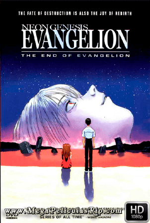 Neon Genesis Evangelion: The End Of Evangelion [1080p] [Latino-Japones] [MEGA]