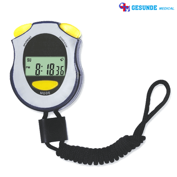 Alat Pengukur Waktu Stopwatch Digital