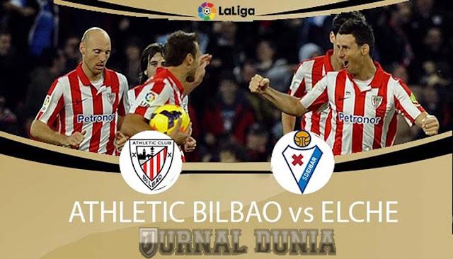 Prediksi Athletic Bilbao vs Elche