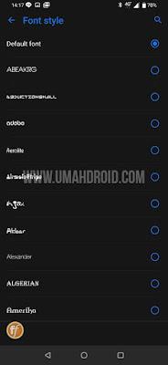 Cara Menambah Font Zenfone 6 Tanpa Root
