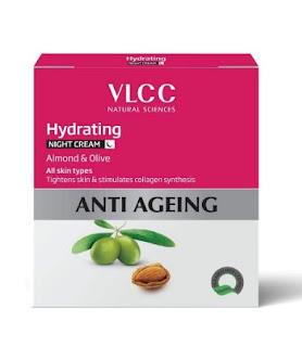 VLCC Hydrating Anti Ageing Night Cream