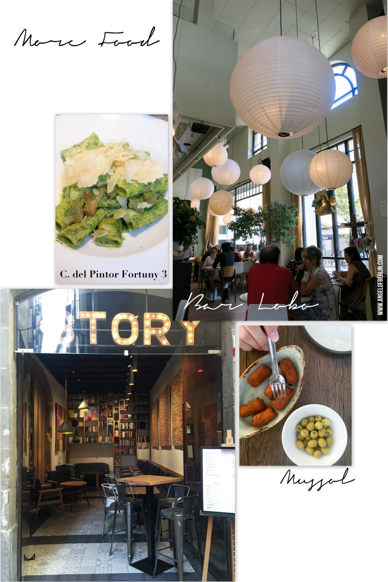 Barcelona for Foodies Story Bar Lobo Mussol