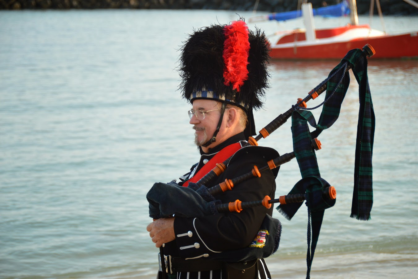 Celtic Pipes & Drums of Hawaii
