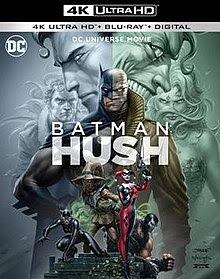 Batman Hush PDF