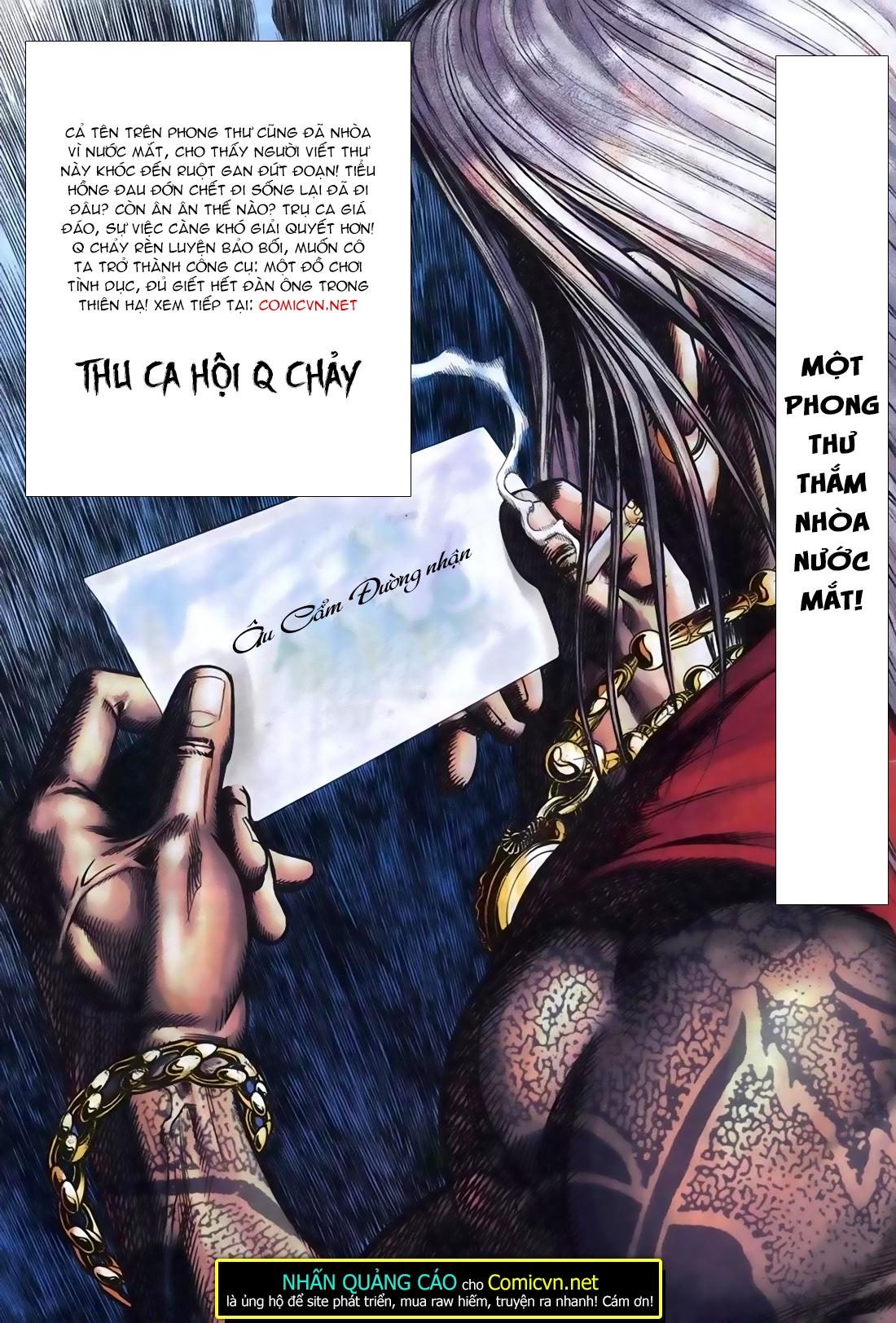 Hỏa Hồng Niên Đại Hắc Cốt Đường Chap 113 - Trang 25