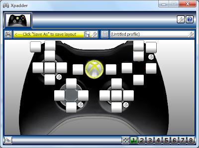 xpadder 5.7 gratuit windows 7