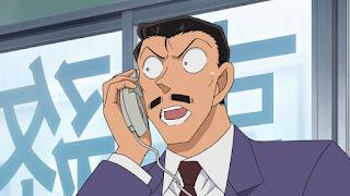 Hellominju.com : 名探偵コナン アニメ 第986話『二つの素顔(後編)』感想 |  Detective Conan Ep.986 | Hello Anime !
