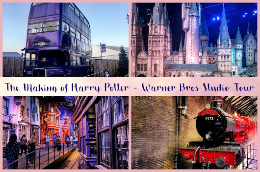 The Making of Harry Potter - Warner Bros Studio Tour in Leavesden