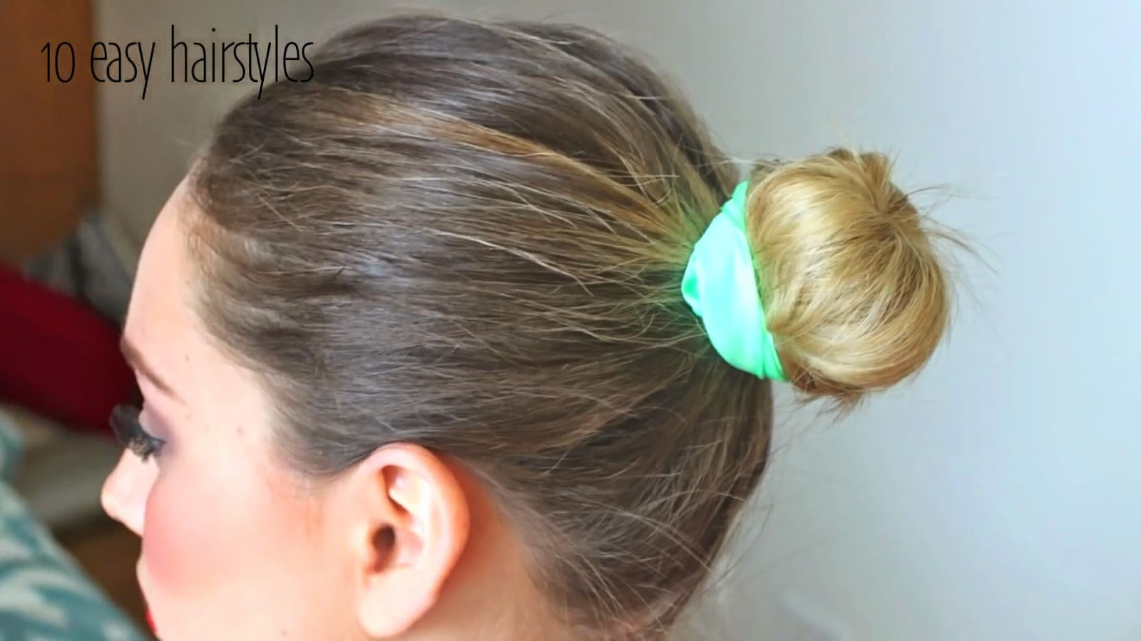 Magnificent Stylevia Top 10 Easy Hairstyles Can Set In 5 Minutes Short Hairstyles Gunalazisus