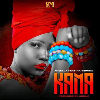 AUDIO | Angella Ft Harmonize - Kama | Download MP3