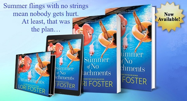 Summer flings with no strings mean nobody gets hurt. At least, that was the plan…