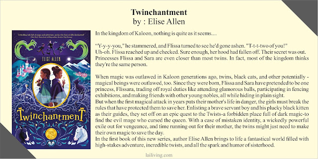 Twinchantment Elise Allen