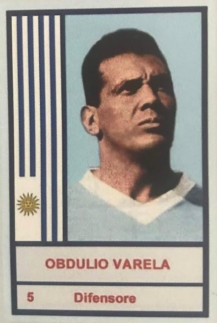 Figurina Obdulio Varela