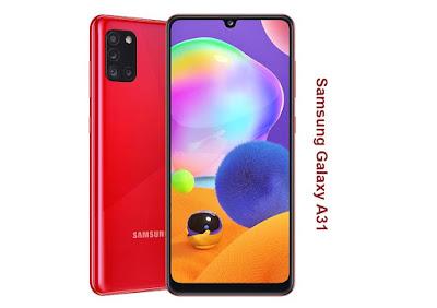 مواصفات سامسونج جالاكسي اي31 - Samsung Galaxy A31  سامسونج جالاكسي Samsung Galaxy A31