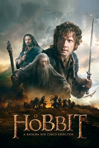 O Hobbit - A Batalha dos Cinco Exércitos (2014) Download