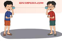 Mengidentifikasi Sifat Bunyi Merambat pada Benda Padat dan Hasil Percobaannya (Materi Tema 1 Subtema 1 Kelas 4 )