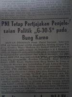 Partai Politik 1965
