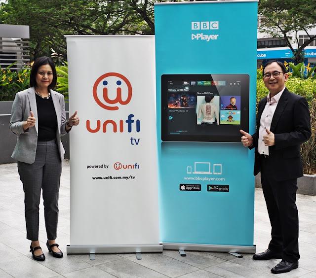 BBC Player Launch Emily Wee Unifi TV and Ryan Shiotani 2 BBC Studios