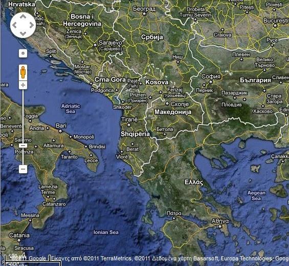 ἀnabaseis H Yphresia Xartwn Ths Google To Google Maps Emfanizei
