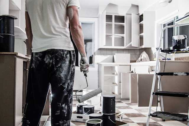 Membeli Apa yang Dibutuhkan untuk Renovasi Dapur