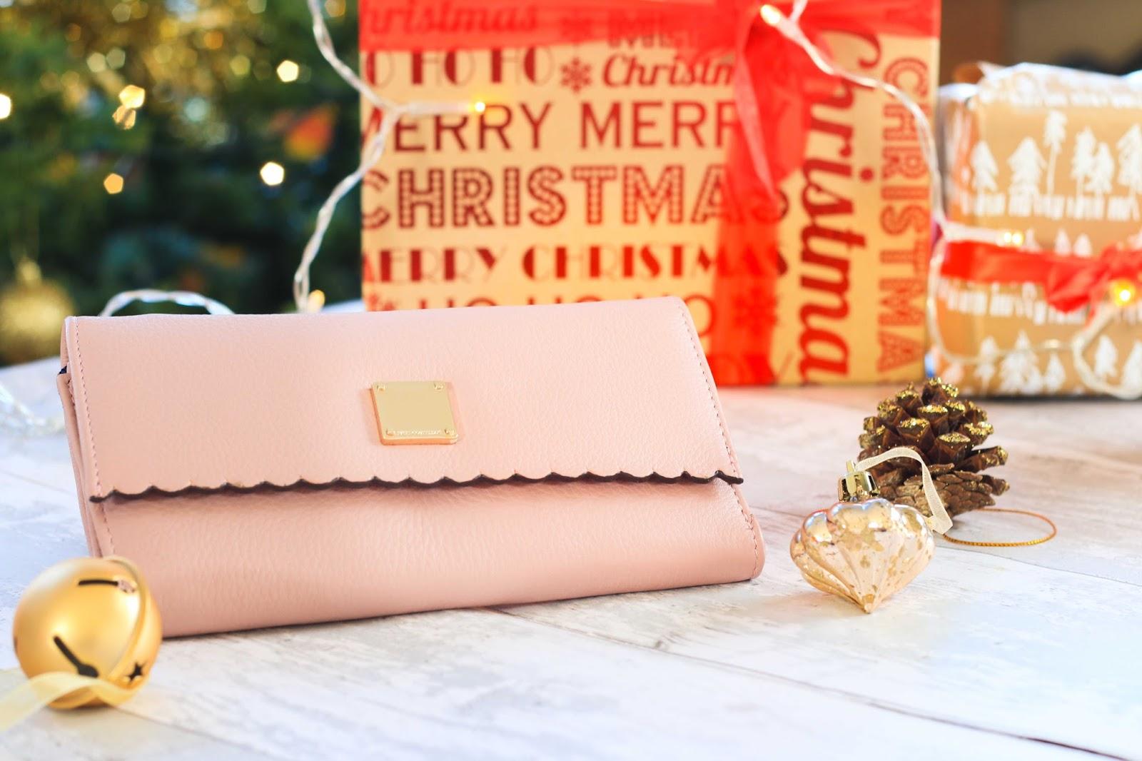 Christmas gift - purse