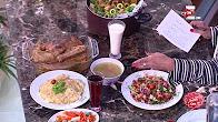 برنس الطبخ حلقة 30-5-2017 طريقة عمل سلطة البطاطس المهروسة علي طريقة ناصر البرنس