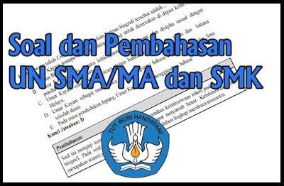 Soal Pembahasan UN SMK Bahasa Indonesia SMK