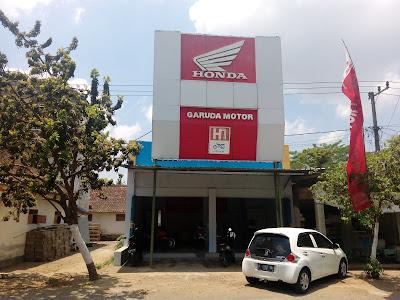 Dealer Honda Pos Garuda Motor 1 Siliragung