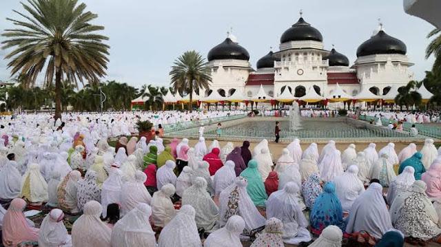 Resmi! MUI Tak Larang Sholat Idul Fitri Berjamaah di Masjid dan Lapangan Bagi Umat Islam di Zona Hijau