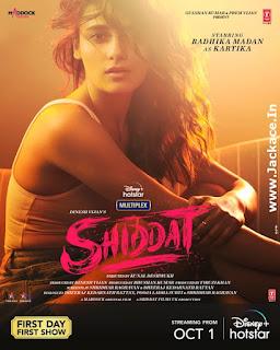 Shiddat: Journey Beyond Love Poster 6