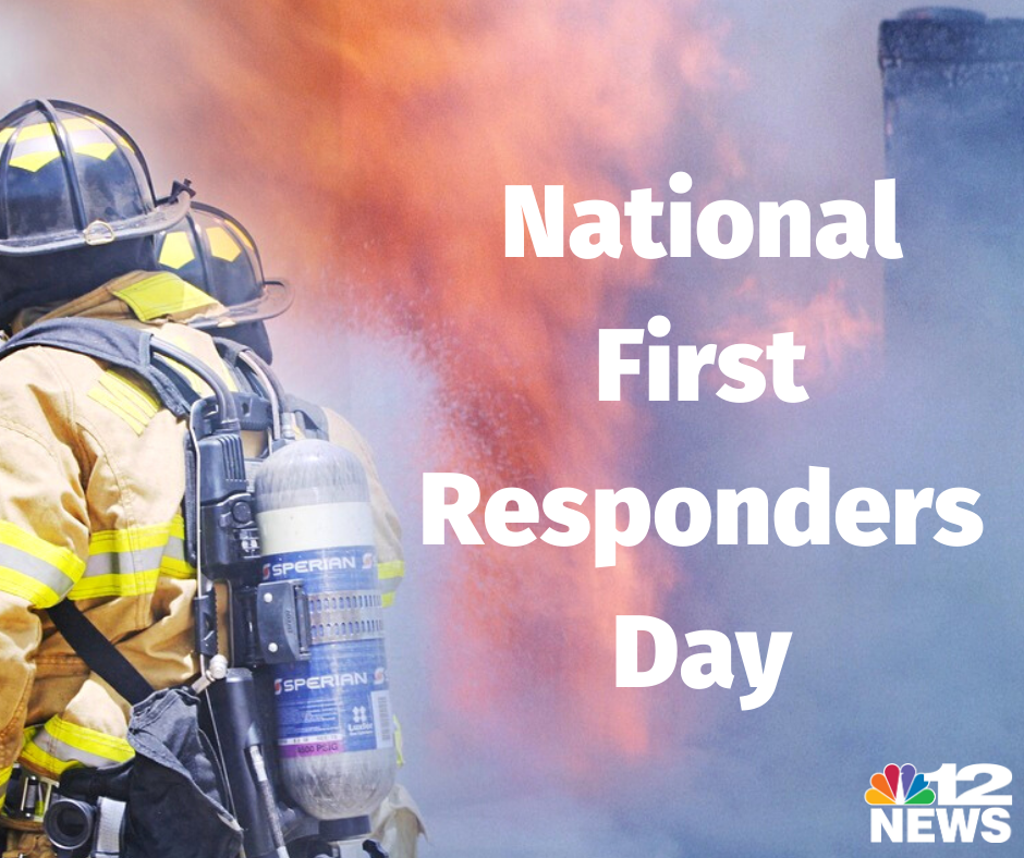 National First Responders Day Wishes Pics