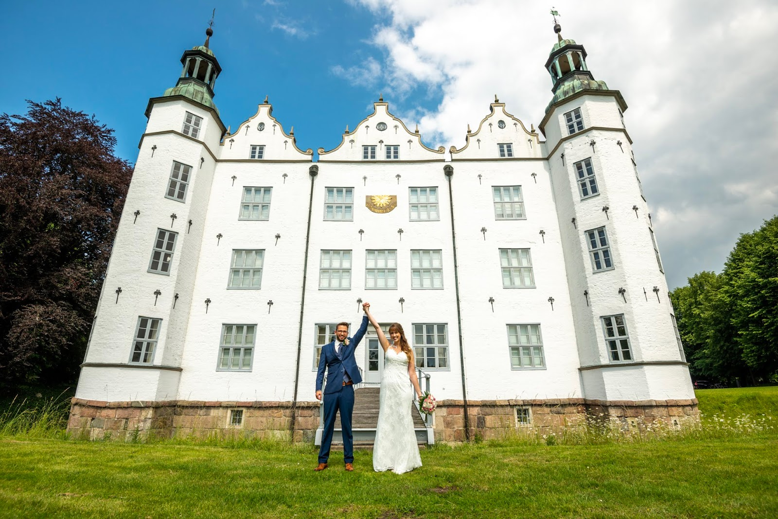 Hochzeit Im Schloss Ahrensburg Hochzeitsfotograf Hamburg