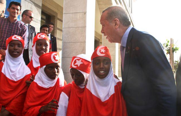 Η εξίσωση ή οι αποικιακές φιλοδοξίες των νεοοθωμανών Τούρκων