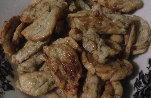 Resep Basreng Cobek (baso ikan)