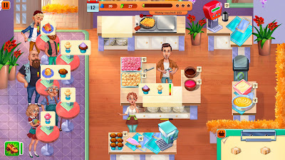 Baking Bustle Game Screenshot 3