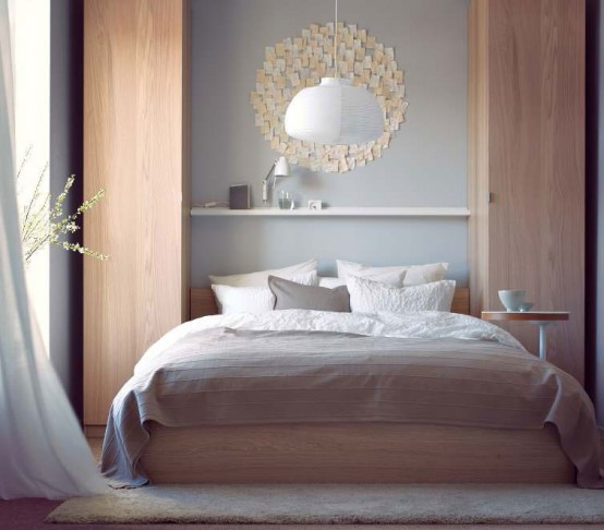 Ikea 2010 Bedroom Design Examples: Modern IKEA 2012 Home Decorating Ideas