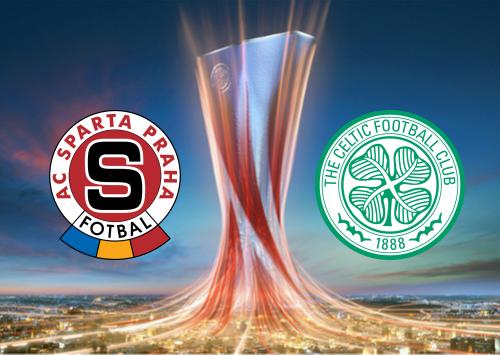 Sparta Praha vs Celtic -Highlights 26 November 2020