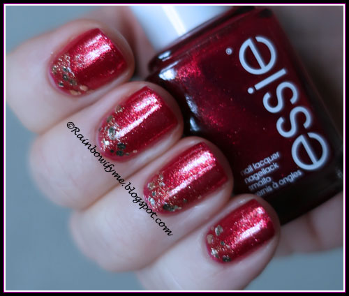 Essie: In A Gingersnap & Layla CE55