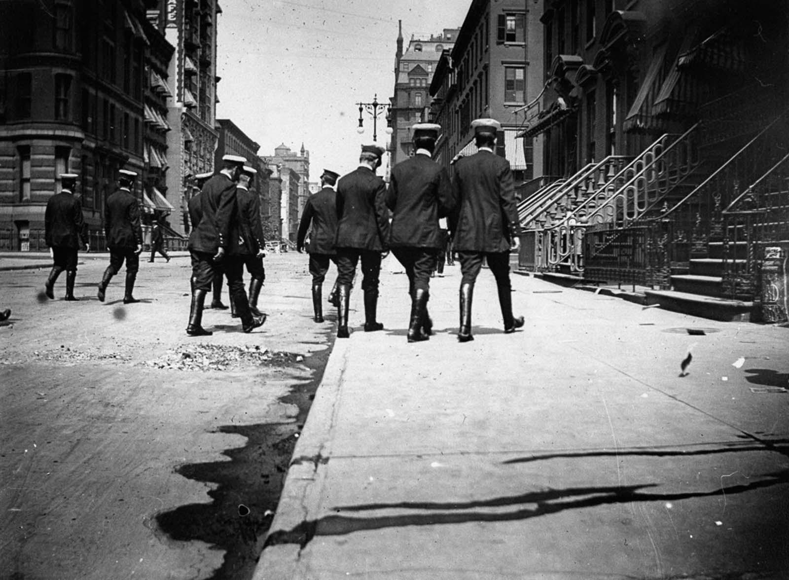 new york city photographs wallace levison