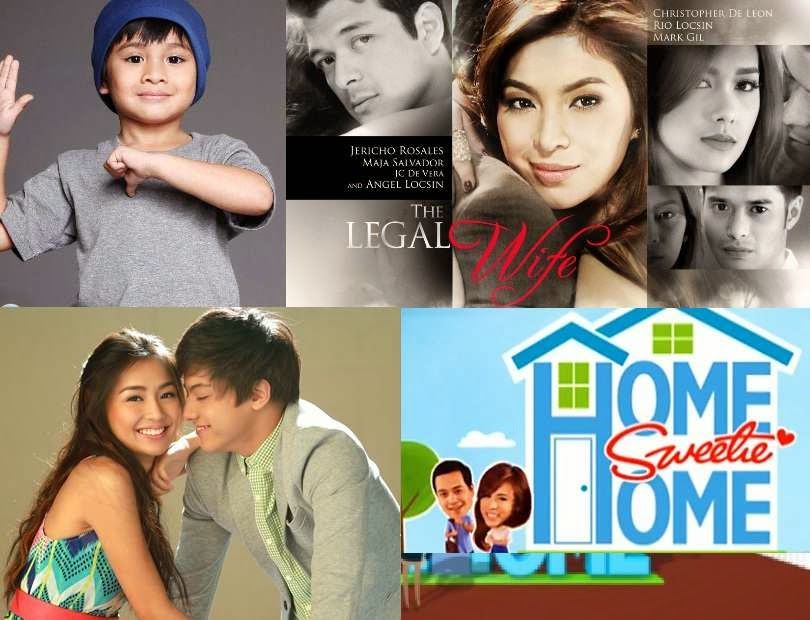 ABS-CBN programs rule January 2014 TV Ratings Kantar Media