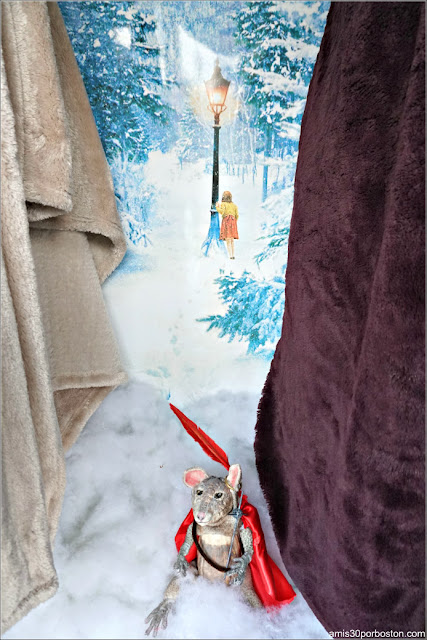 Crónica de Narnia Calabaza en New Hampshire