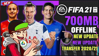 Download FIFA 21 MOD FIFA 14 Best Graphics & New transfer Terbaru
