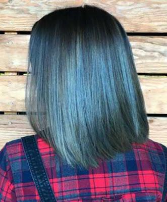 gradasi warna rambut denim hair_98002547