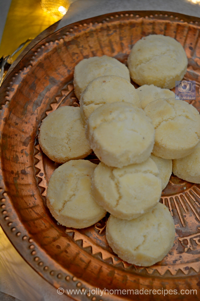 Easy Nankhatai Recipe
