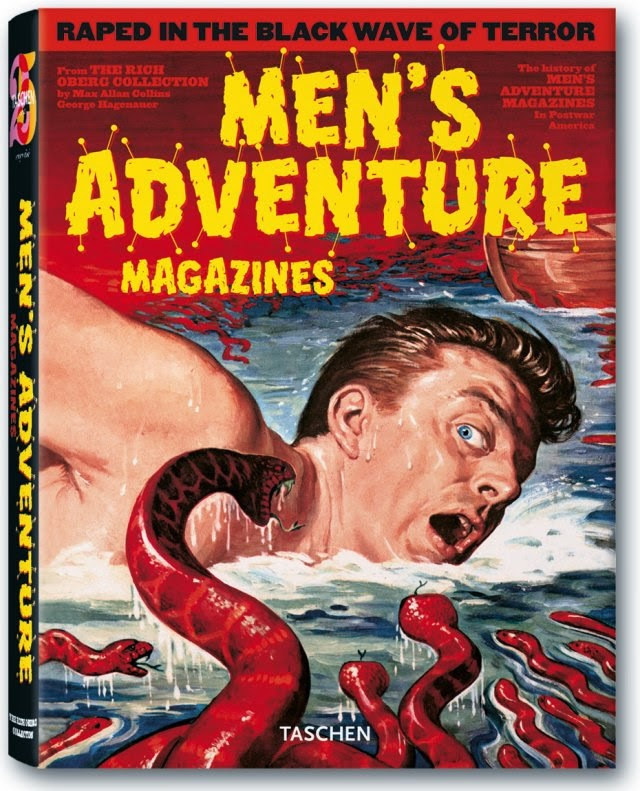 Men's adventure magazines - Taschen