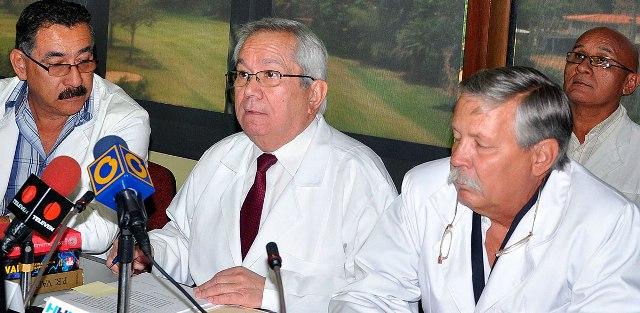 """Médicos venezolanos denuncian """"holocausto de la salud"""" por falta de medicinas"""