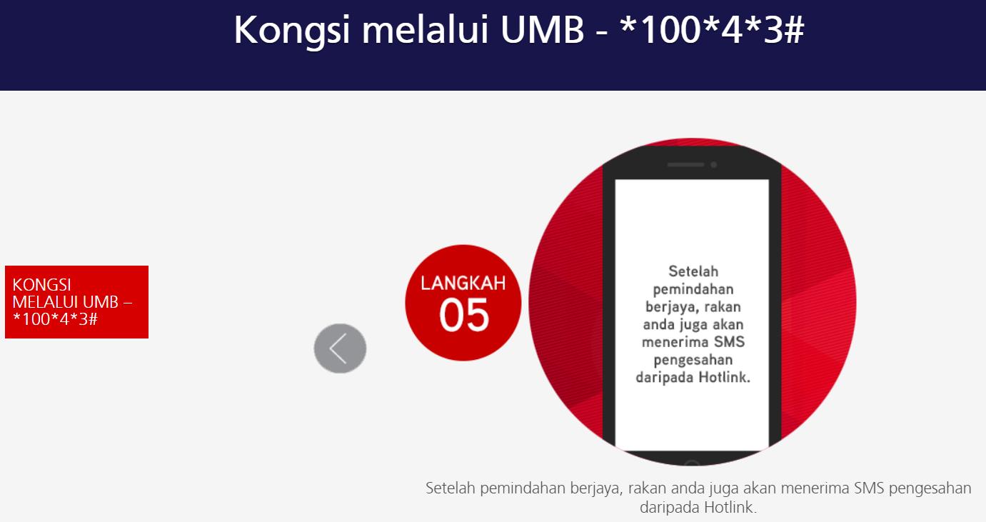 Cara Share Kredit Maxis Update Warga Negara Indonesia