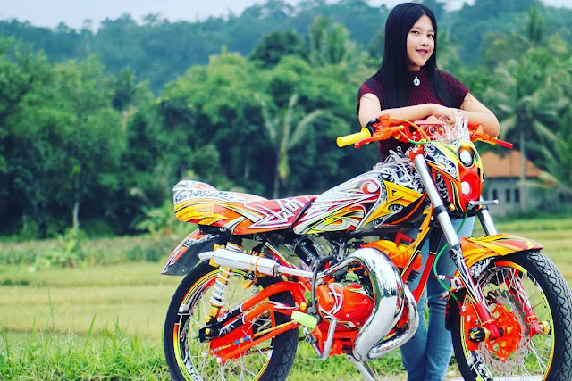 RX-King Modifikasi